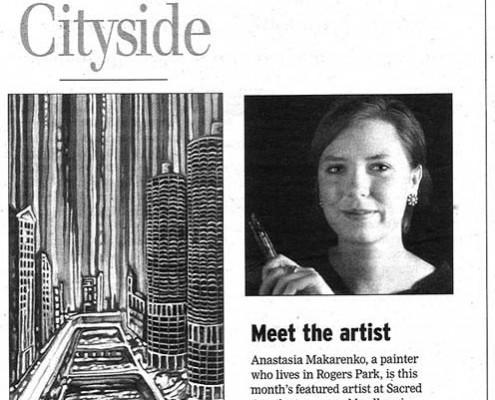 Anastasia Mak News Star