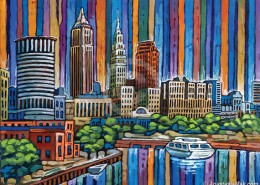 Cleveland painting