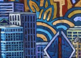 DETAIL: Grant Park painting