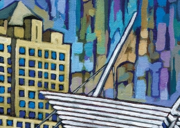 DETAIL: Milwaukee painting