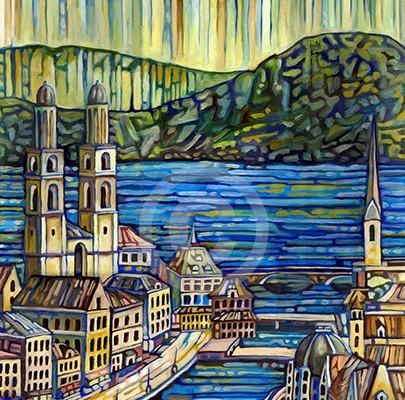 Zurich painting