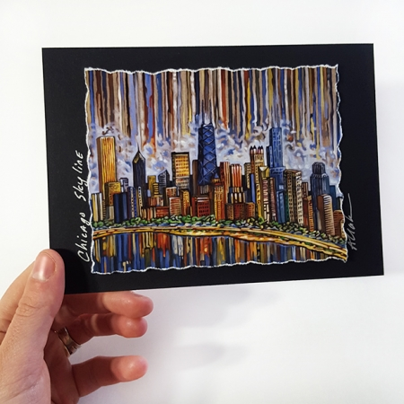 5x7 Mini Print
