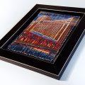 8x10 Framed Print by Anastasia Mak