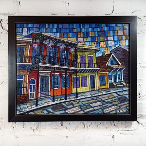16x20 Print on Canvas by Anastasia Mak