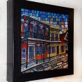 New Orleans box frame print