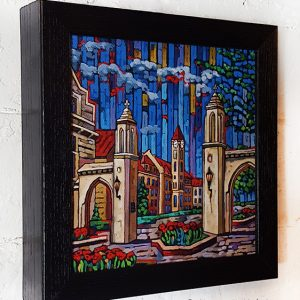 Sample Gates Box Frame Print