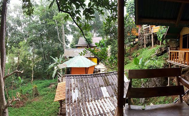 Cave Lodge Thailand