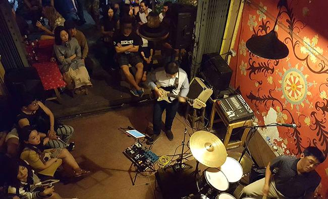Chiang Mai Jazz club