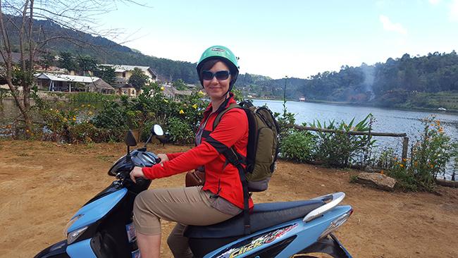 Mae Hon Song motorbikes