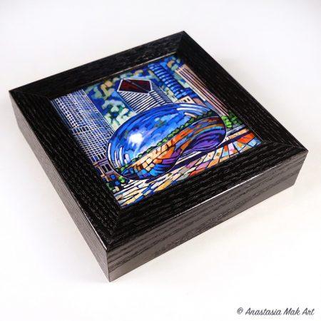 Summer Bean Box Frame Print