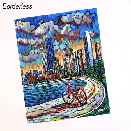 Borderless - Anastasia Mak