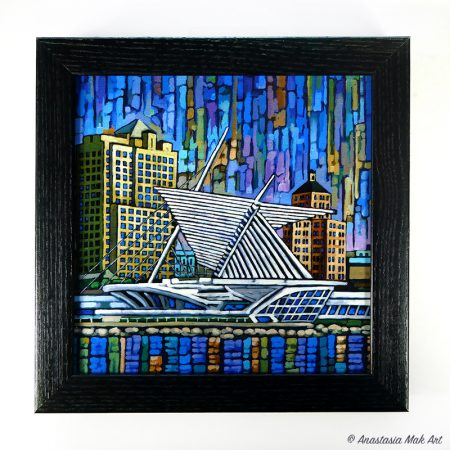 Milwaukee Box Frame Print