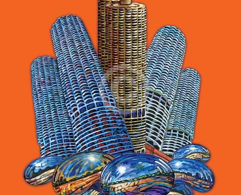 chicago beans & corn