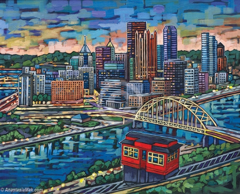 Pittsburgh painting