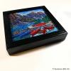Sunrise Quest box frame print