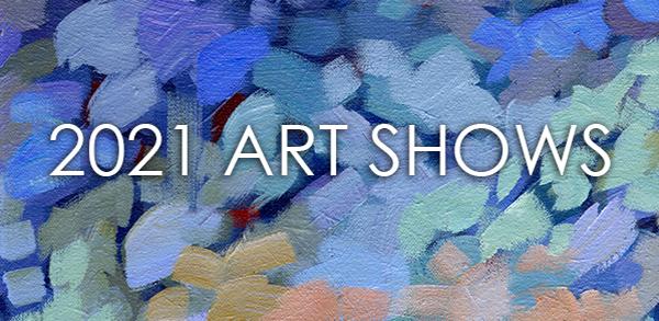 2021 art shows